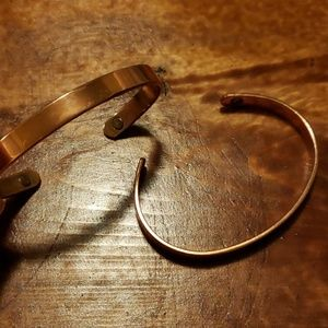Jewelry - Copper bracelets
